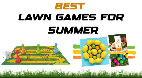 Lawn Games for Summer