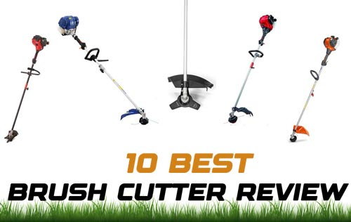 brush cutter review