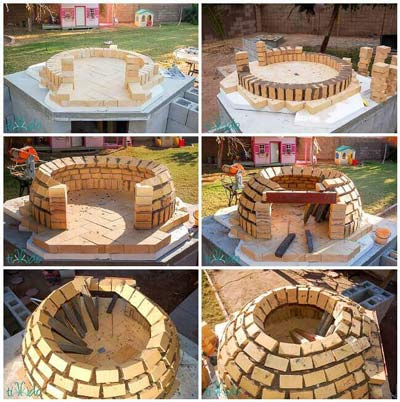 How to Build a Wood Fired Pizza Oven Guide