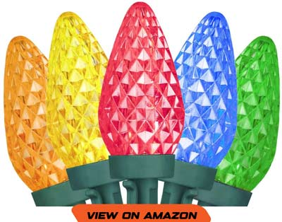 Vanthylit Faceted Christmas Lights