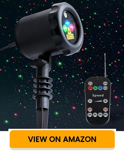 Lunmore Laser Christmas Light Projector