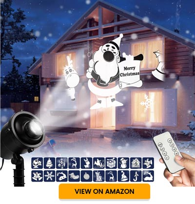 Brightown Christmas LED Projector